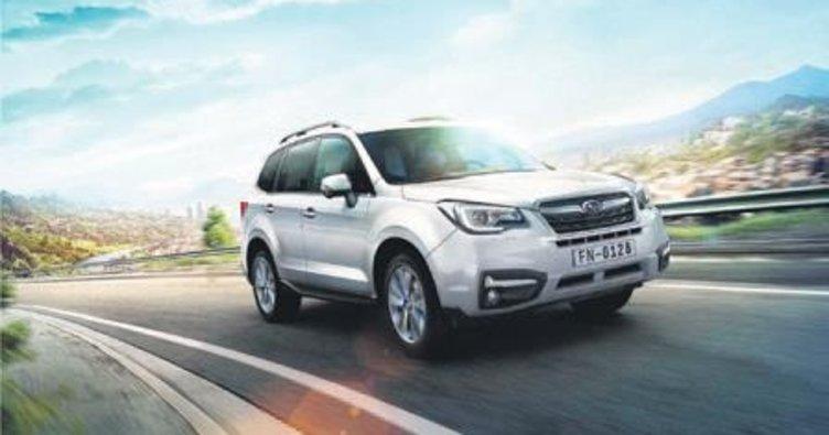 Subaru Forester artık daha güvenli