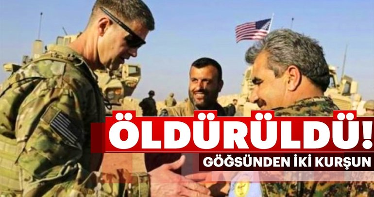 Terör örgütünün sözde generali Şervan Derviş öldürüldü