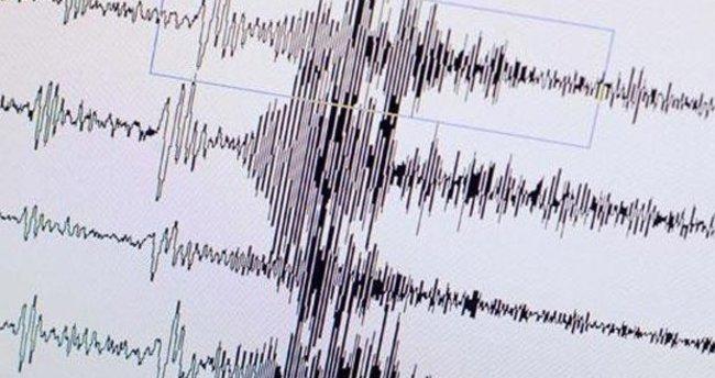 O ülkede art arda iki deprem!