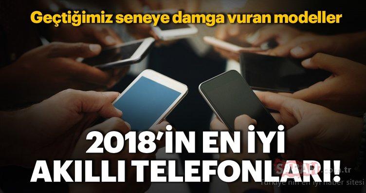 2018'in en iyi akıllı telefonları!
