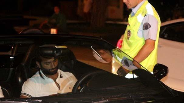 Polisten modifiyeli araçlara geçit yok!