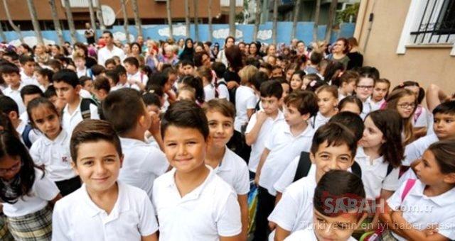 MEB 2019-2020 takvimi: Bu yıl okullar ne zaman kapanacak? İlk ara tatil ne zaman yapılacak? İşte yarıyıl tatili tarihi!