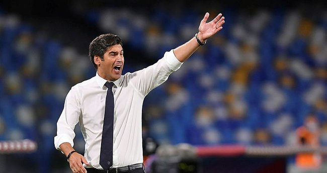 Son dakika: Fenerbahçe'nin yeni teknik direktörü Fonseca oldu! Paulo Fonseca Fenerbahçe için geliyor