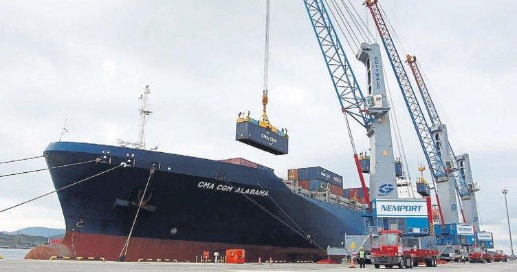 Ege'de ihracat yüzde 7 arttı