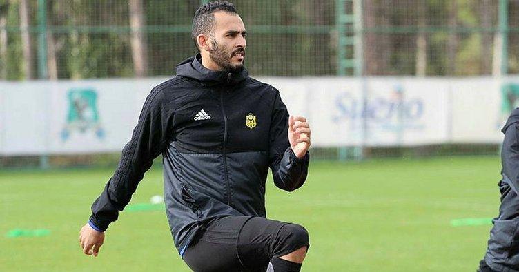 Yeni Malatyaspor'a Khalid Boutaib'den güzel haber