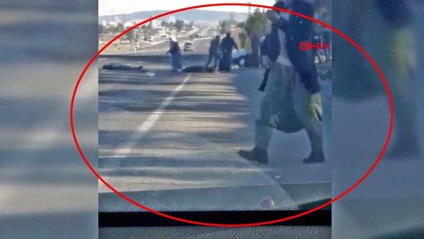 SON DAKİKA! Şanlıurfa'daki 5 kişinin öldüğü arazi kavgası dehşetinin görüntüleri ortaya çıktı | Video