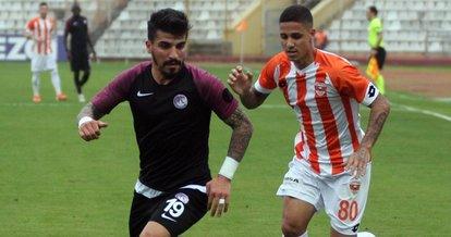 Adanaspor 1 - 1 Keçiörengücü MAÇ SONUCU