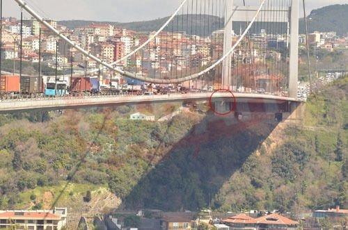 FSM Köprüsü'nde intihar