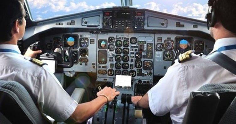 Nasıl pilot olunur? Aylık maaşları 60 bin lirayı...