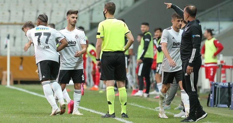 Beşiktaş-Antalyaspor maçını spor yazarları...