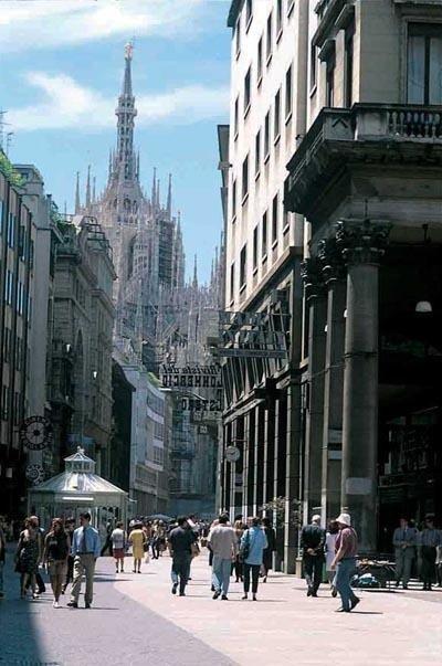 485418af7ed77 Modanın başkenti: Milano - Galeri - Turizm - 08 Temmuz 2019 Pazartesi