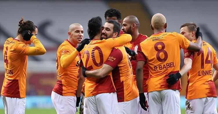 Onun dönüşü Galatasaray'ı toparladı
