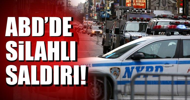 Son Dakika Haberi: ABD'de silahlı saldırı!
