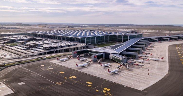 """İstanbul Havalimanı """"Dünyanın En iyi Havalimanları"""" anketinde aday gösterildi"""