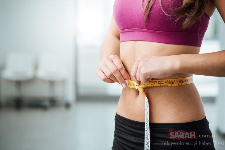 Metabolizmayı canlandırarak vücutta yağ bırakmayan mucize besinler
