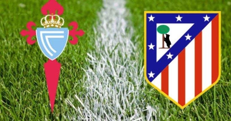 Atletico Madrid Celta Vigo maçı ne zaman? Atletico Madrid Celta Vigo maçı saat kaçta?