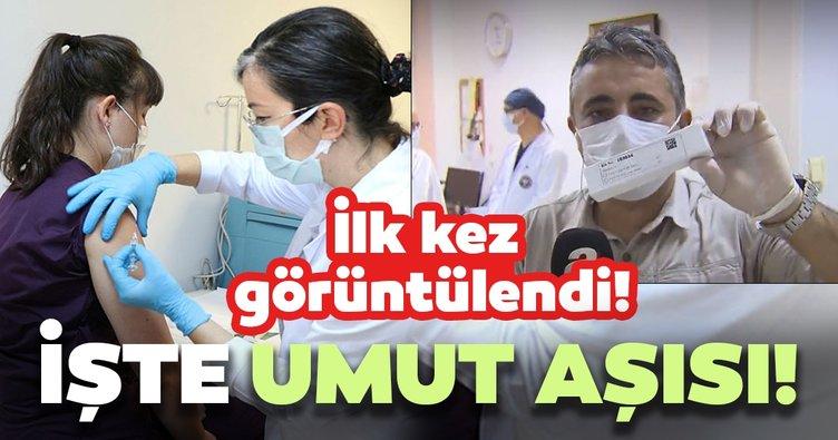 Son dakika: Çin'den getirilen koronavirüs aşısı Türkiye'de!