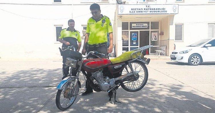 Bozyazı'da tehlikeli motosiklet sürmek yasak