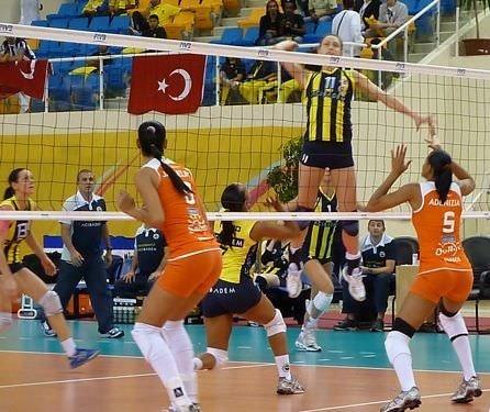 Fenerbahçe Acıbadem dünya şampiyonu
