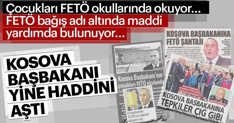 FETÖ Kosova Başbakanı'na maddi yardımda bulunuyor