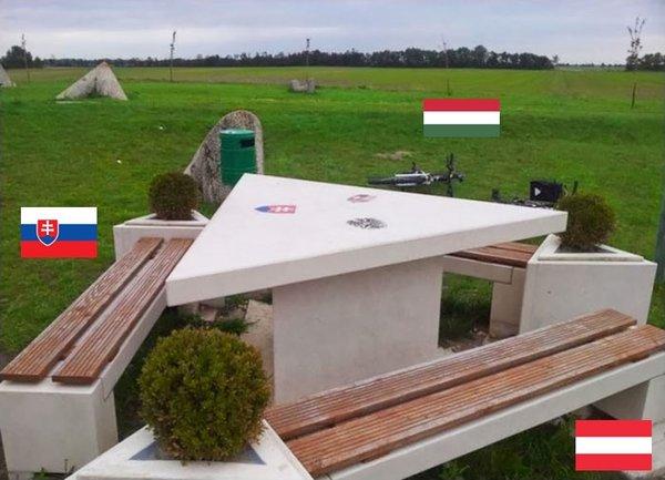 Ülkelerin ilginç sınırları