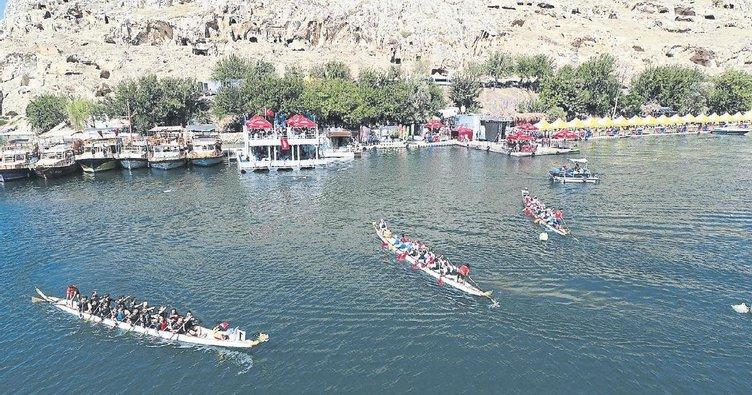Rumkale su sporları festivali bugün start alacak