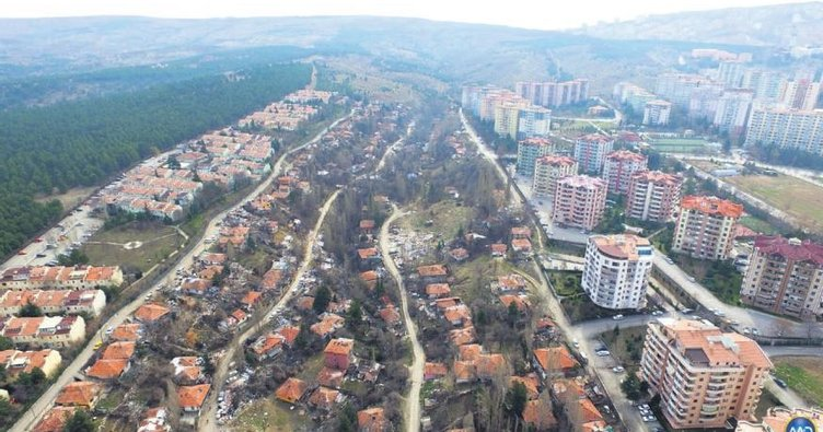 Üç yeni kentsel dönüşüm projesi