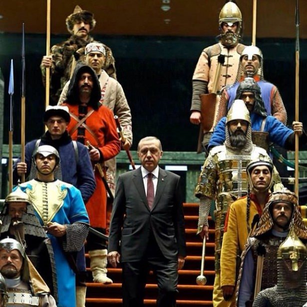 Cumhurbaşkanı Erdoğan'ın çoğunu ilk kez göreceğiniz fotoğrafları