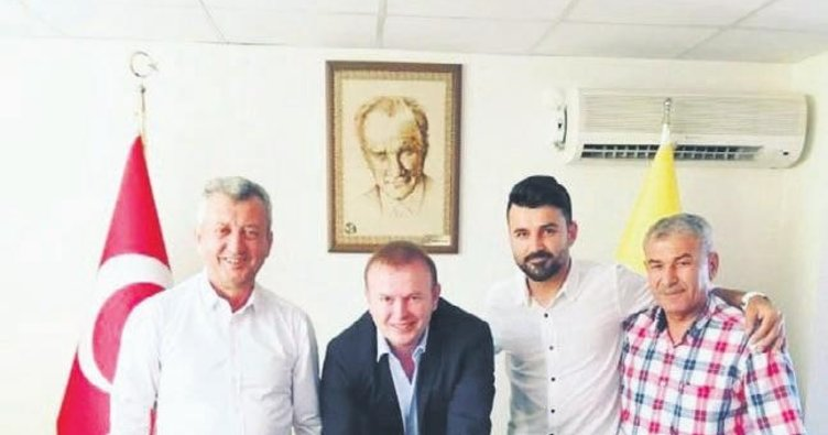 Ve Menemen'de Ercan imzayı attı