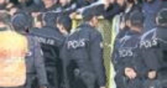 Ankara'da sıkı önlemler alındı