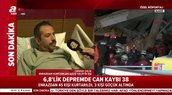 Türkiye onları konuşmuştu! Azize Çelik'in eşi Cengiz Çelik enkaz altından çıkarılma anını A Haber'e anlattı