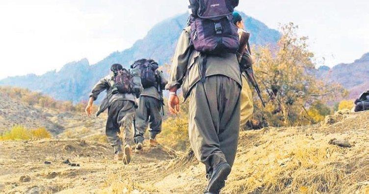 5 PKK'lı terörist daha teslim oldu