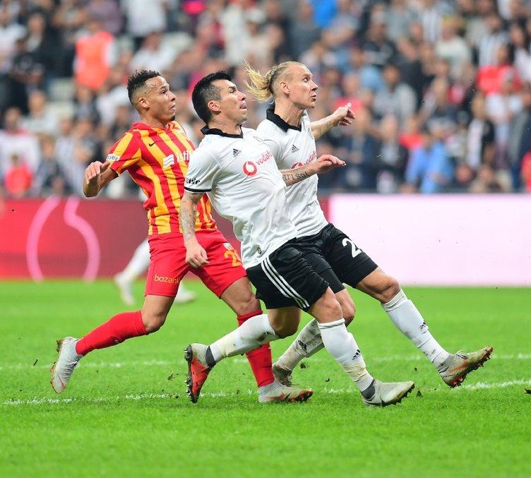 Beşiktaş'ta flaş karar! O isimle yollar ayrılıyor