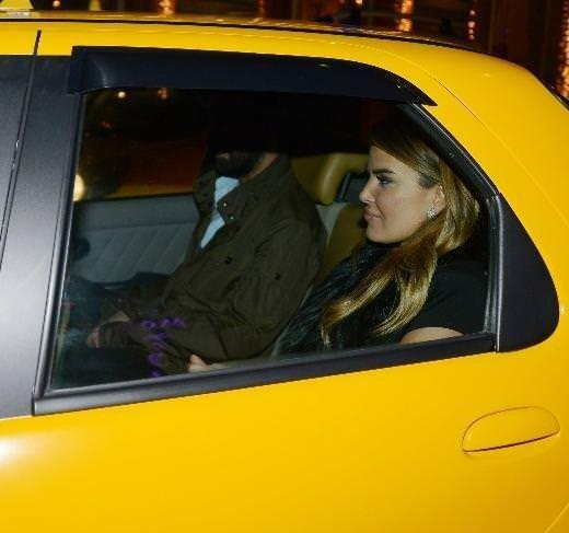 Özlem takside Ece nerede?