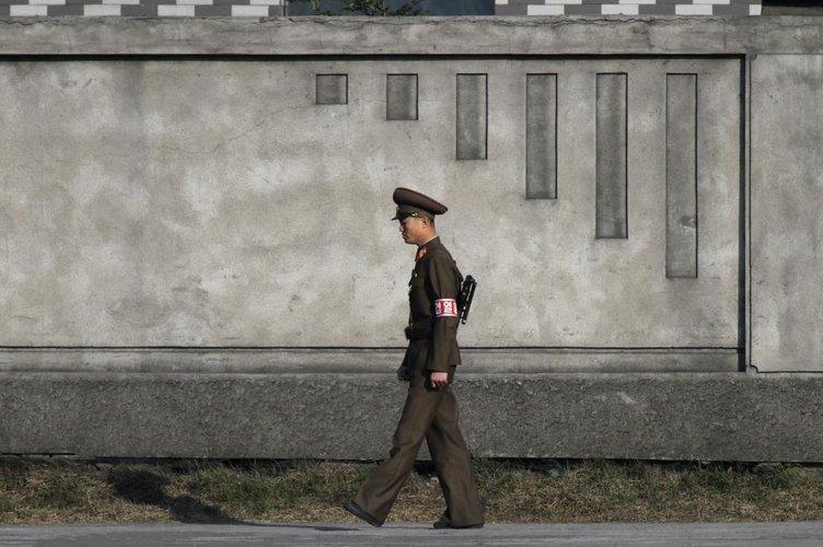 Nehrin öte yakasından Kuzey Kore