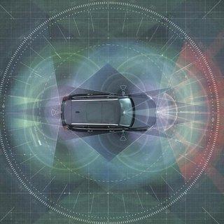 Otomobil devi sürücüsüz otomobilin gözünü buldu