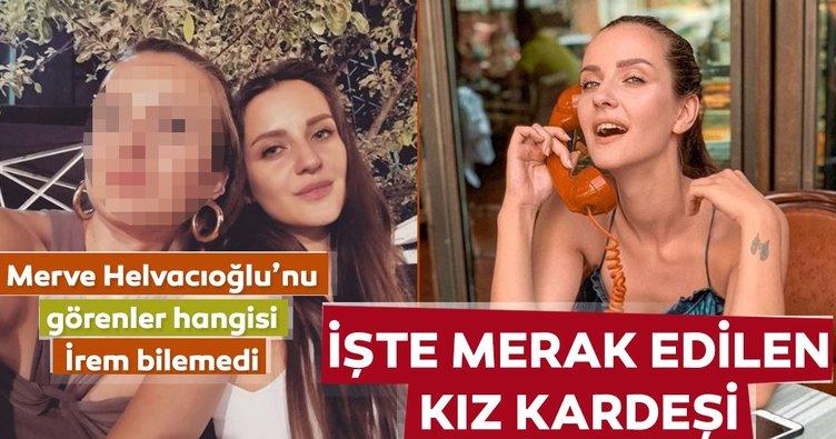 Sen Anlat Karadeniz'in Nefes'i İrem Helvacıoğlu'nun kız kardeşini görenler hayret etti! İşte kimsenin bilmediği kız kardeşi!