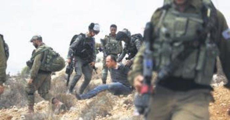 Filistinliler'in mülklerini yıktılar