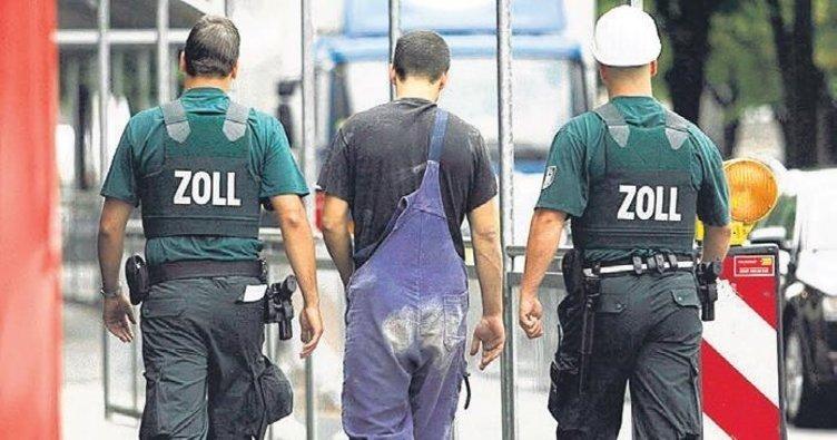 Kaçak işin kaybı 300 milyar euro