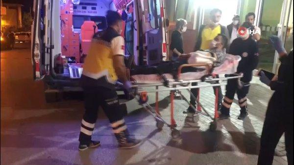 Bursa'da silahlı dehşet! 1 ölü, 2 yaralı | Video