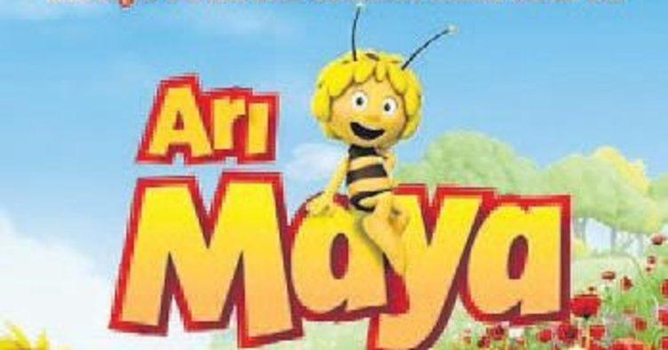 Özdilek'te Arı Maya etkinliği