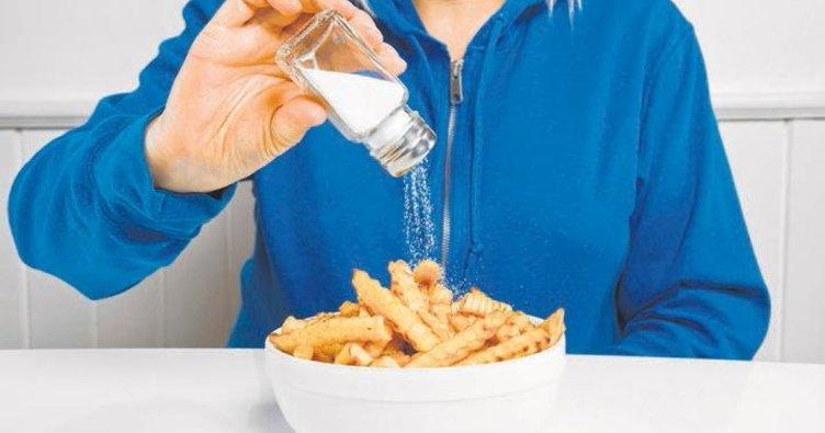 Tuz ve antibiyotik böbreğin düşmanı