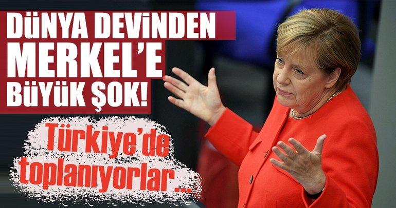 Dünya devi Bosch, Merkel'e rağmen Türkiye'de toplanıyor