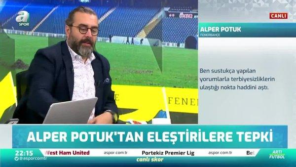 Emre Bol'dan Fenerbahçeli Alper Potuk'a flaş yanıt!