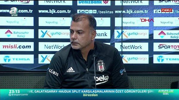 Murat Şahin'den Aboubakar ve Josef de Souza açıklaması!
