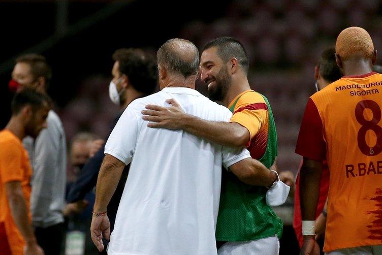 Galatasaray - Gaziantep FK maçı haberleri | Yeni transfere büyük övgü