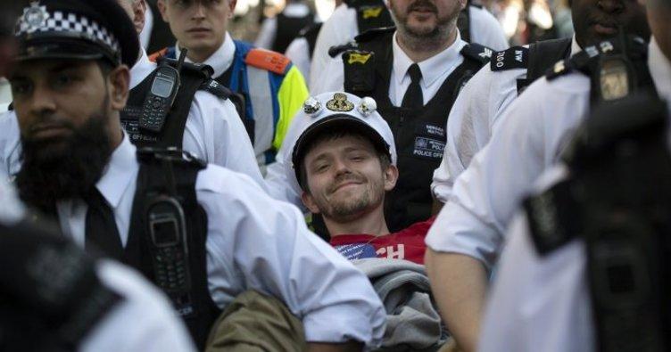 Londra'daki yok oluş eylemcileri siyasi müzakerelere başlayacak