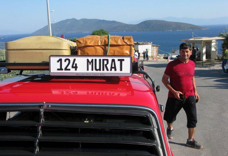 Hacı Murat tutkunları Bodrum'da buluştu
