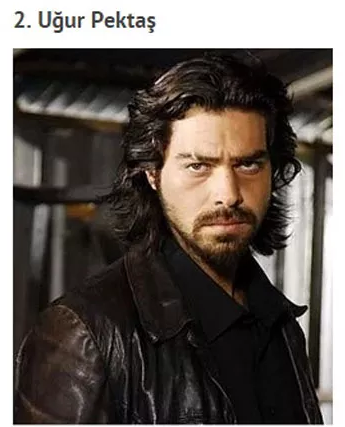 Sakal en çok türk erkeğine yakışır