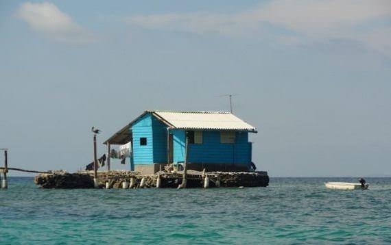 Uyuşturucu baronlarının terk edilmiş adaları